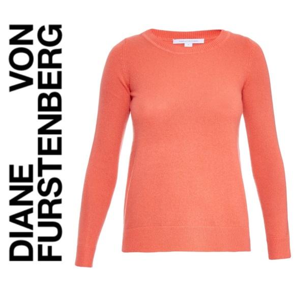 """ac912d86cbe5 Diane Von Furstenberg Sweaters - Diane Von Furstenberg """"Zandra"""" Cashmere  Sweater"""